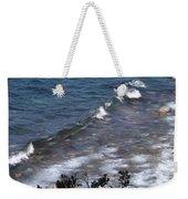 Lake Tahoe Waves Weekender Tote Bag