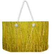 Lake Tahoe Wild Grasses Weekender Tote Bag