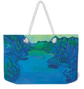 Lake Thun Weekender Tote Bag