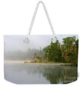 Lake Umbagog Morning Light  Weekender Tote Bag