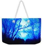 Lake View Cezanne Style Weekender Tote Bag