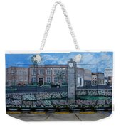 Lake Wales Florida Mural Weekender Tote Bag
