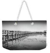 Lake Walkway Weekender Tote Bag by Gary Gillette