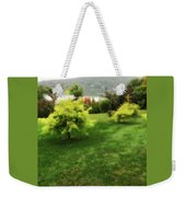 Lake Waramaug Bloom Weekender Tote Bag