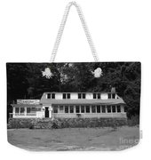 Lake Waramaug Casino Weekender Tote Bag