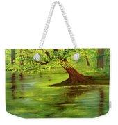 Lake Wilson Hawaii #35 Weekender Tote Bag