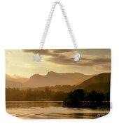 Lake Windermere Two Weekender Tote Bag