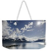 Lake With Islands Weekender Tote Bag