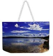 Lake Wollumboola Memories  Weekender Tote Bag