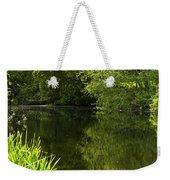 Lake01 Weekender Tote Bag