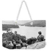 Lakes Of Killarney - Ireland - C 1896 Weekender Tote Bag