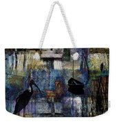 Lakeshore At Dawn Weekender Tote Bag
