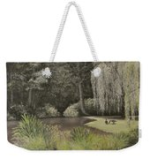 Lakeside At Mountain Playhouse Weekender Tote Bag