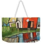 Lakeside Farm Weekender Tote Bag