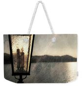 Lakeside Lantern Weekender Tote Bag