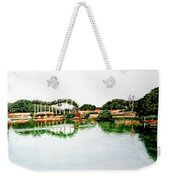 Lakeview Reflections Weekender Tote Bag