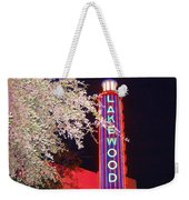 Lakewood Theater Weekender Tote Bag