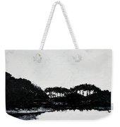 Lal Bagh Lake 3 Weekender Tote Bag