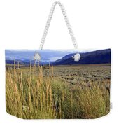 Lamar Valley 2 Weekender Tote Bag
