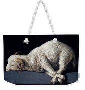 Lamb Of God. Agnus Dei Weekender Tote Bag