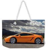 Lamborghini Exotic Car Weekender Tote Bag