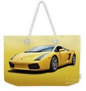 Lamborghini Gallardo 'banana Republic' II Weekender Tote Bag