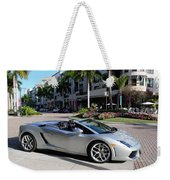 Lamborghini Gallardo Lp560 Weekender Tote Bag
