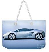 Lamborghini Gallardo 'profile Of Terror' Weekender Tote Bag