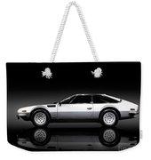 Lamborghini Jarama 1972 Weekender Tote Bag