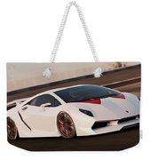 Lamborghini Sesto Elemento - 04 Weekender Tote Bag