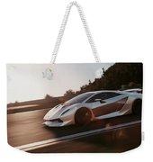 Lamborghini Sesto Elemento - 12 Weekender Tote Bag