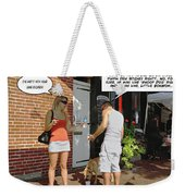 Lame Excuses Weekender Tote Bag