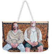 Lament For Donny Weekender Tote Bag by Tom Roderick