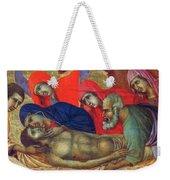 Lamentation Of Christ Fragment 1311 Weekender Tote Bag