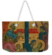 Lamentation Of The Dead Christ Weekender Tote Bag