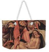 Lamentation Over The Dead Christ 1490 Weekender Tote Bag
