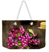 Lamp Light  Weekender Tote Bag