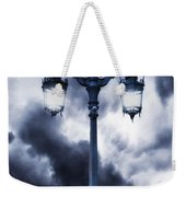 Lamp Post Weekender Tote Bag