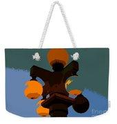 Lamppost Weekender Tote Bag