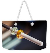 Lampwork Glass Beads 2 Weekender Tote Bag