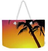 Lanai Sunset II Maui Hawaii Weekender Tote Bag