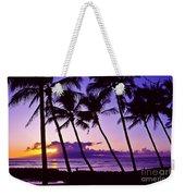 Lanai Sunset Weekender Tote Bag