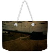 Lancasters Over Newhaven March 30th 1944 Weekender Tote Bag