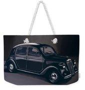 Lancia Ardea 1939 Painting Weekender Tote Bag