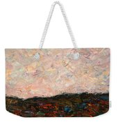 Land And Sky Weekender Tote Bag