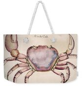 Land Crab Weekender Tote Bag
