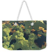 Land Of A Thousand Lakes II Weekender Tote Bag