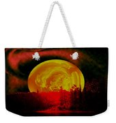 Land Of The Living Skies Weekender Tote Bag