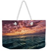 Land Of The Rising Sun Weekender Tote Bag