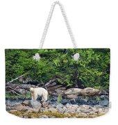 Land Of The Spirit Bear Weekender Tote Bag